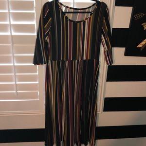 Dresses & Skirts - Brand new striped dress
